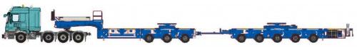 Transportes Especiales Maquinaria Intermedia modular