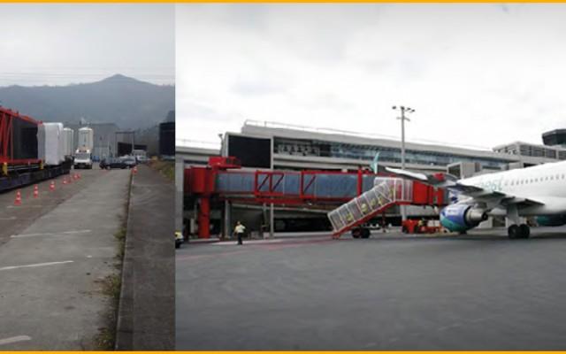 Nueva terminal del Aeropuerto de La Palma